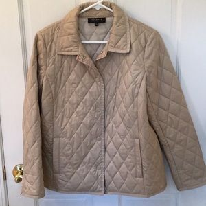 Petite Lightweight Quilted Jacket